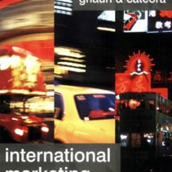 Test Bank for International Marketing 2/E by Ghauri