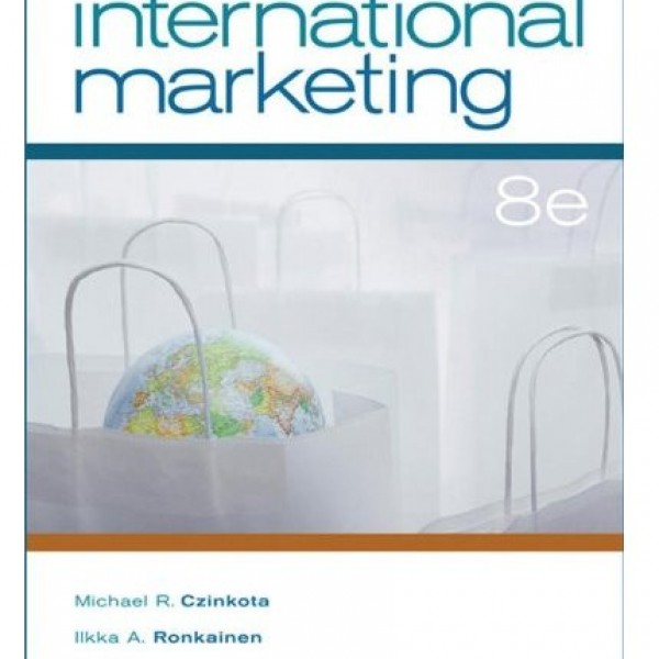 Test Bank for International Marketing 9/E by Czinkota