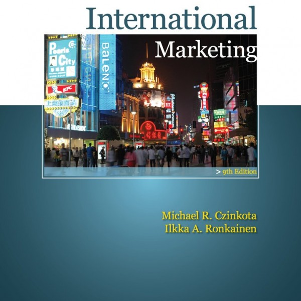 Solution Manual for International Marketing 9/E by Czinkota