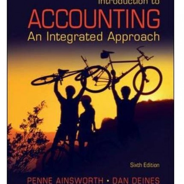 Solution Manual for Introduction To Accounting An Integrated Approach 6/E by Ainsworth