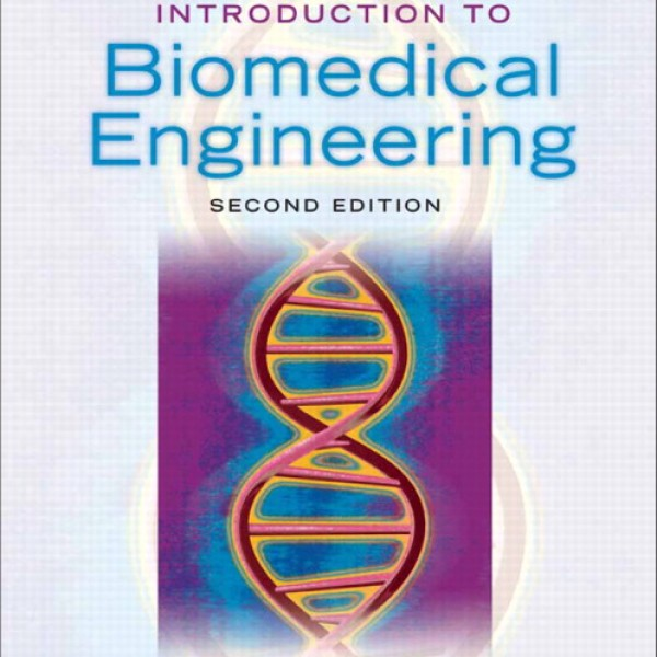 Solution Manual for Introduction To Biomedical Engineering 2/E by Domach