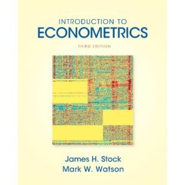 Solution manual for Introduction To Econometrics 3/E by Stock