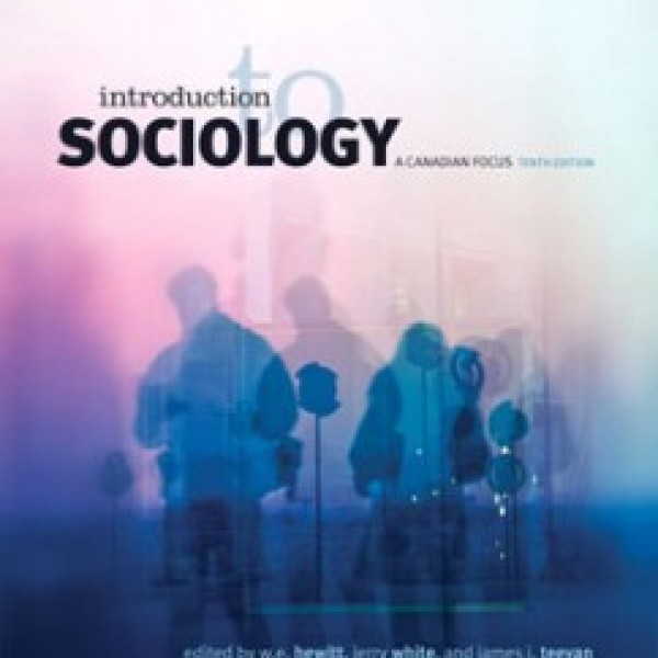 Test Bank for Introduction To Sociology A Canadian Focus 10/E by Hewitt
