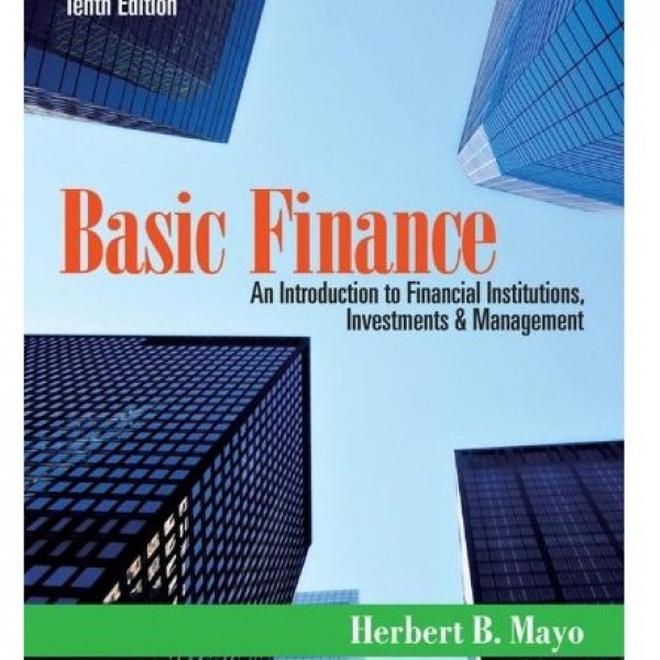 Solution Manual for Investments An Introduction 10/E by Mayo