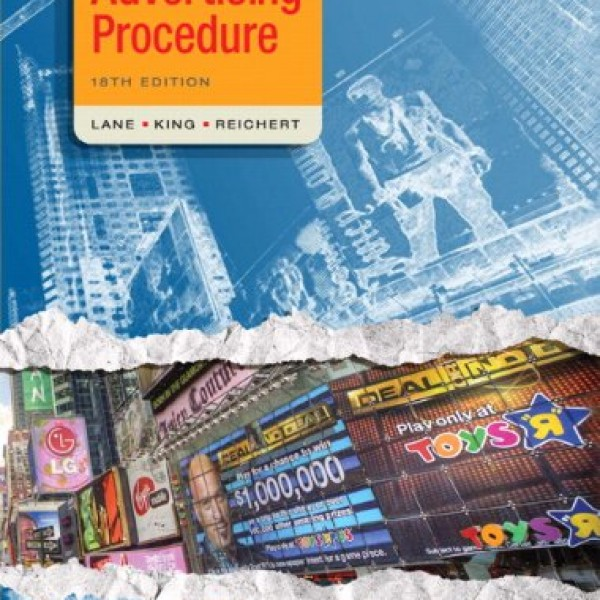 Solution Manual for Kleppners Advertising Procedure 18/E by Lane