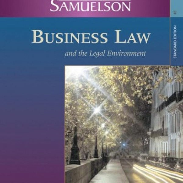 Solution Manual for Legal Environment 4/E by Beatty