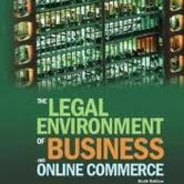 Solution Manual for Legal Environment Of Business And Online Commerce 6/E by Cheeseman