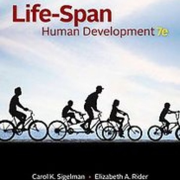 Test Bank for Life-Span Human Development 7/E by Sigelman