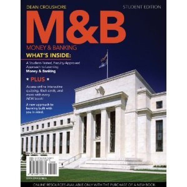 Solution Manual for M And B 1/E by Croushore