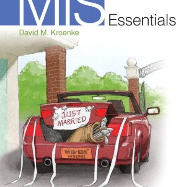 Solution Manual for MIS Essentials 2/E by Kroenke