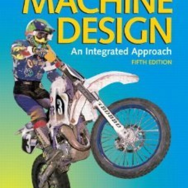 Solution Manual for Machine Design 5/E by Norton