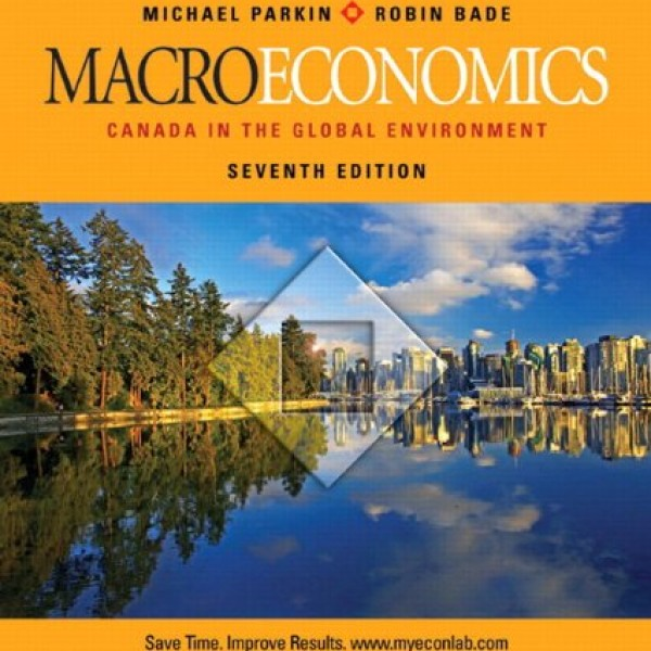 Solution Manual for Macroeconomics 7/E by Parkin