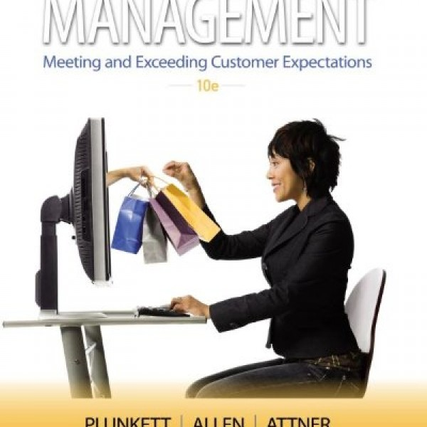 Solution Manual for Management 10/E by Plunkett