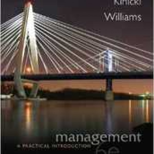 Test Bank for Management A Practical Introduction 6/E by Kinicki