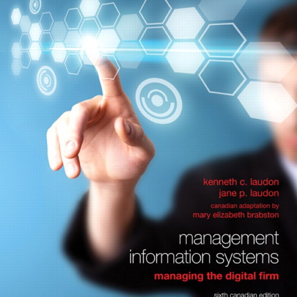 Solution Manual for Management Information Systems Managing The Digital Firm 6/E Canadian Edition by Laudon