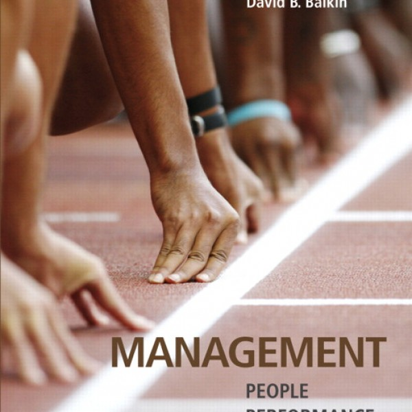 Test Bank for Management People Performance Change 2/E by Gomez-Mejia