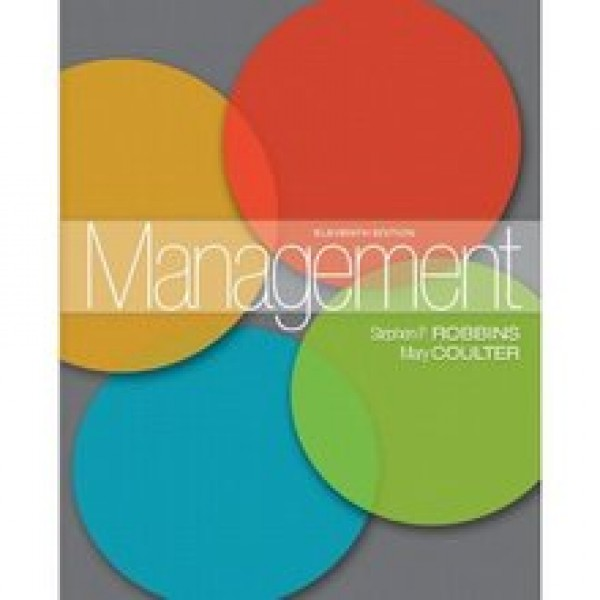 Solution Manual for Management 11/E by Robbins