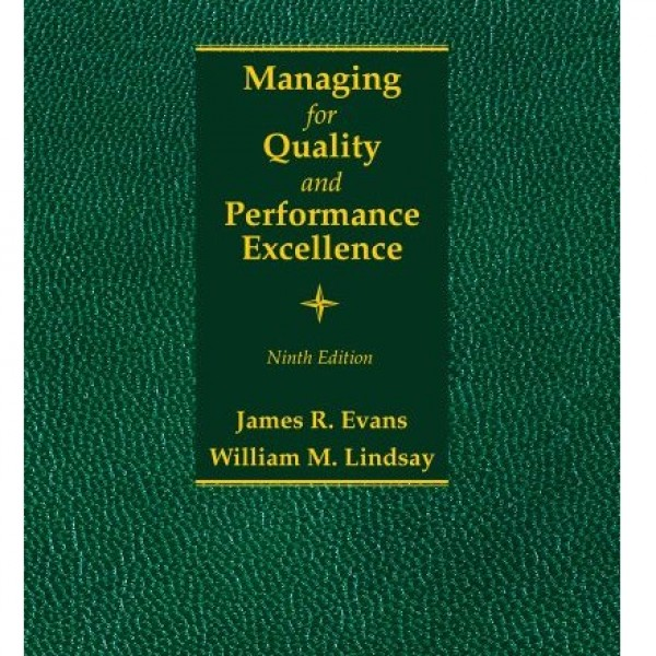 Solution Manual for Managing For Quality And Performance Excellence 9/E by Evans
