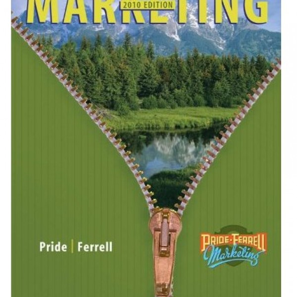 Test Bank for Marketing 15/E by Pride