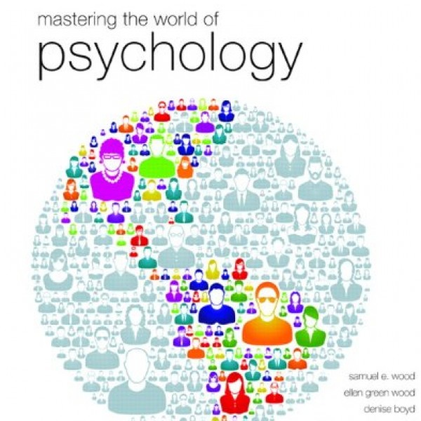Solution Manual for Mastering The World Of Psychology 5/E by Wood