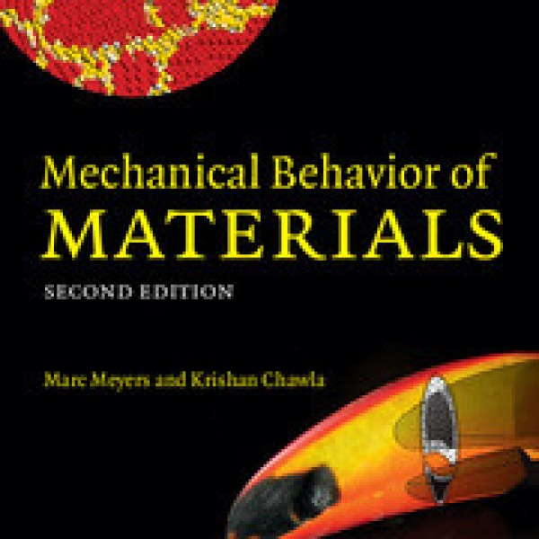 Solution Manual for Mechanical Behavior Of Materials 2/E by Meyers