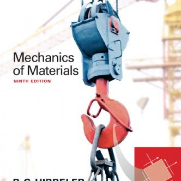 Solution Manual for Mechanics Of Materials 9/E by Hibbeler