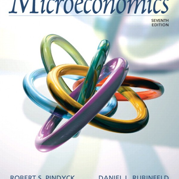 Solution Manual for Microeconomics 7/E by Pindyck