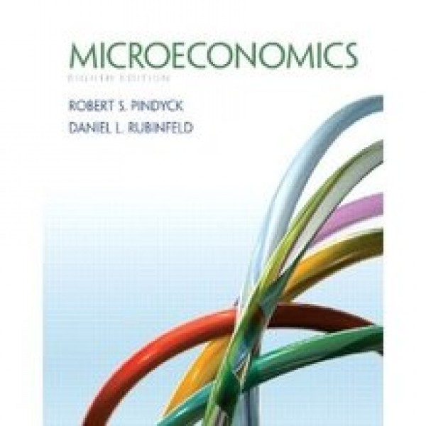 Solution Manual for Microeconomics 8/E by Pindyck