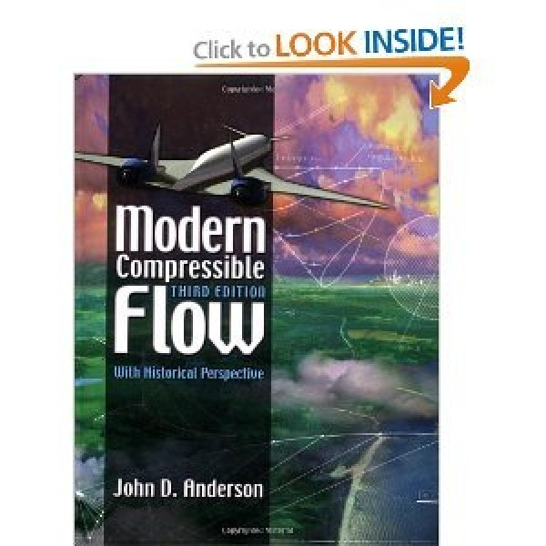 Solution Manual for Modern Compressible Flow: With Historical Perspective (Aeronautical & Aerospace Engineering) 3/E by Anderson