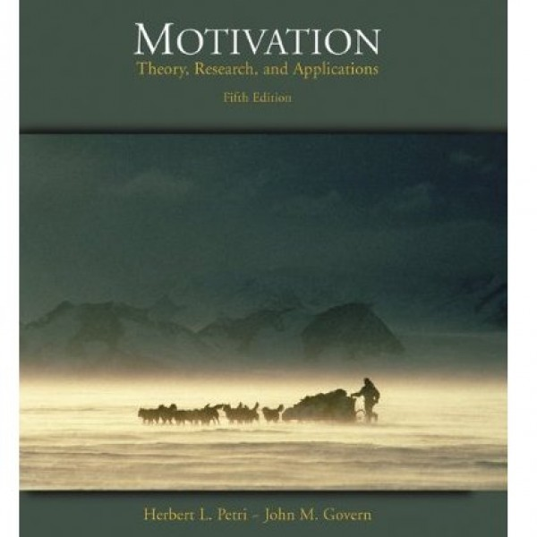 Test Bank for Motivation Theory Research And Application 6/E by Petri