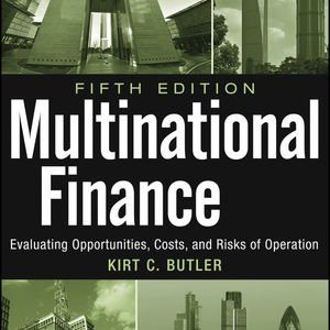 Multinational Finance 5th Edition By Butler - Solution Manual