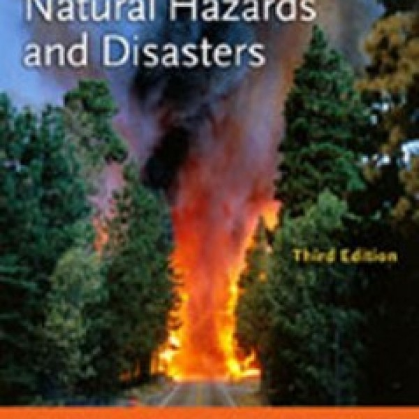 Test Bank for Natural Hazards And Disasters 3/E by Hyndman