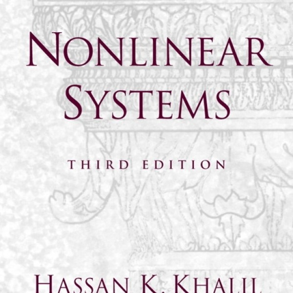 Solution Manual for Nonlinear Systems 3/E by Khalil