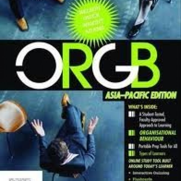 Test Bank for ORGB 1/E Asia Pacific by Nelson