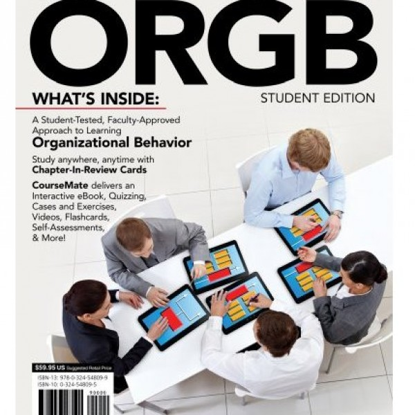 Test Bank for ORGB 3/E by Nelson