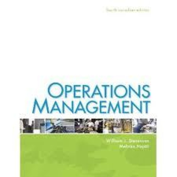 Solution Manual for Operations Management 4/E Canadian by Stevenson