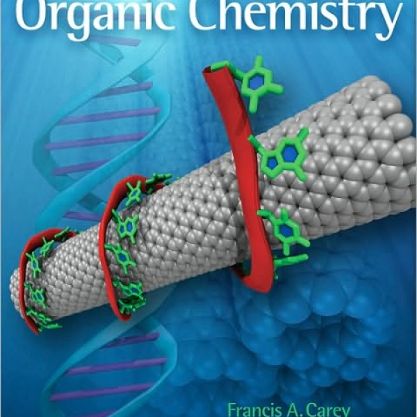 Test Bank for Organic Chemistry 8/E by Carey