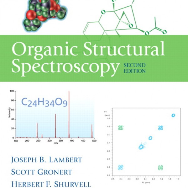Solution Manual for Organic Structural Spectroscopy 2/E by Lambert