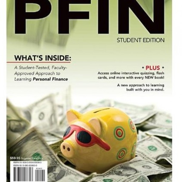 Solution Manual for PFIN 2010 1/E by Gitman