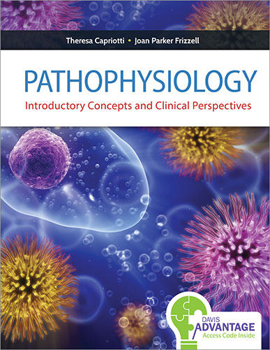 Pathophysiology Introductory Concepts Capriotti Frizzell Test Bank