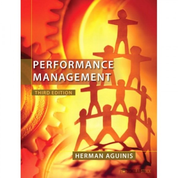 Test Bank for Performance Management 3/E by Herman Aguinis