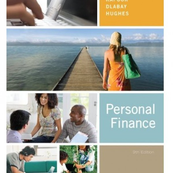 Solution Manual for Personal Finance 9/E by Kapoor