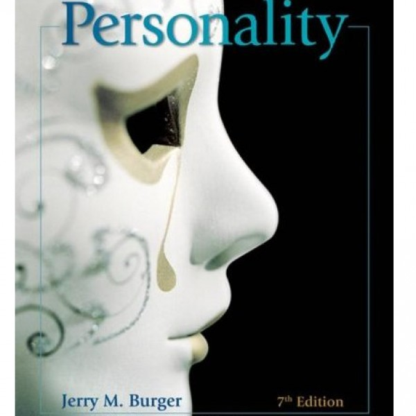 Test Bank for Personality 7/E by Burger