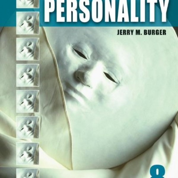 Solution Manual for Personality 8/E by Burger