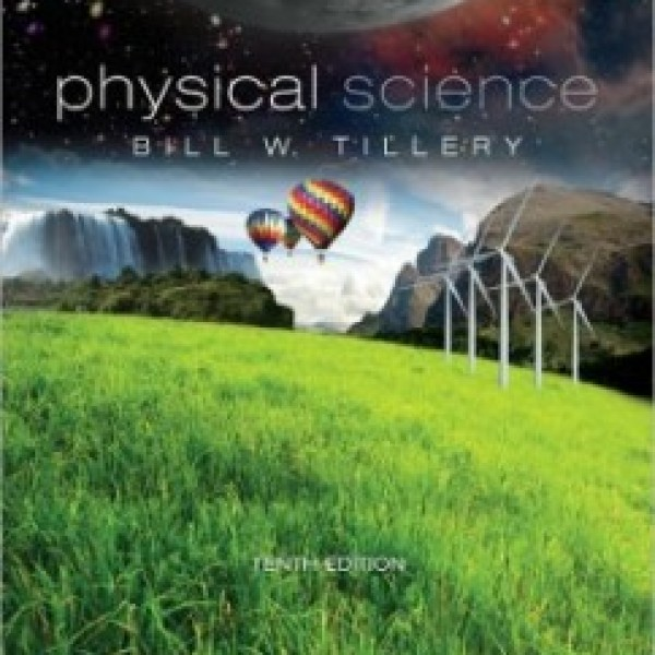 TestBank for Physical Science 9/E by Tillery