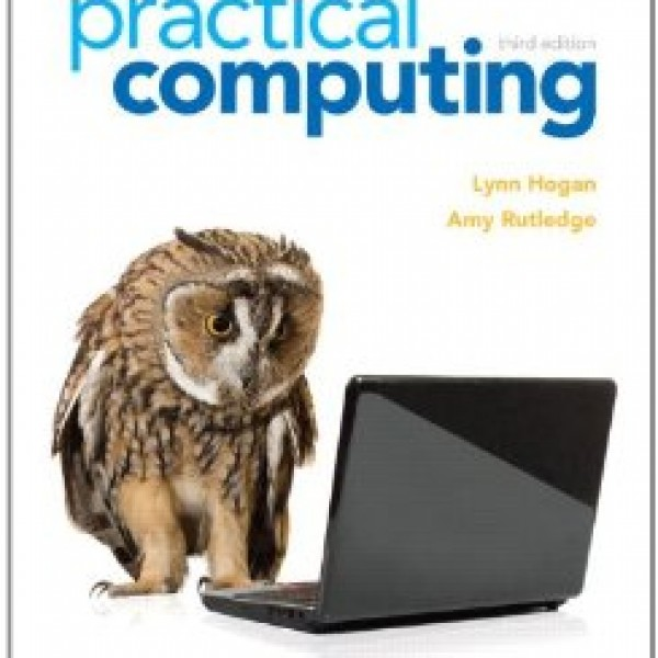 TestBank for Practical Computing 3/E by Hogan