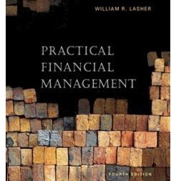 Solution Manual for Practical Financial Management 6/E by Lasher