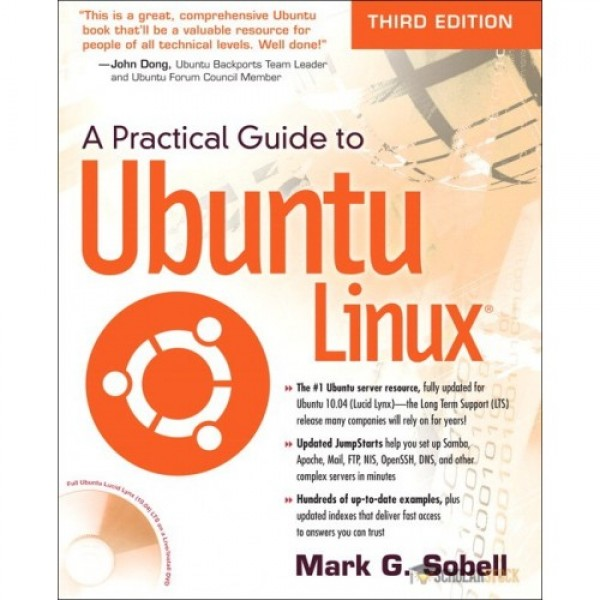 Solution Manual for Practical Guide To Ubuntu Linux, A 3/E by Sobell