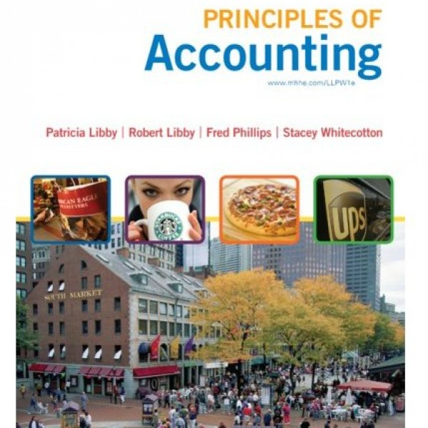 Solution Manual for Principles Of Accounting 1/E by Libby