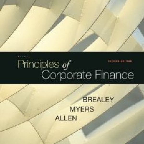 Solution Manual for Principles Of Corporate Finance 2/E by Brealey